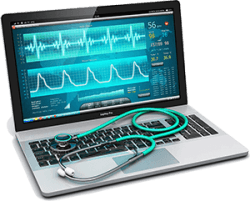 Health Check - Laptop Diagnostics Image - JM Restart Limited - IT Support and Services, Ipswich, Suffolk