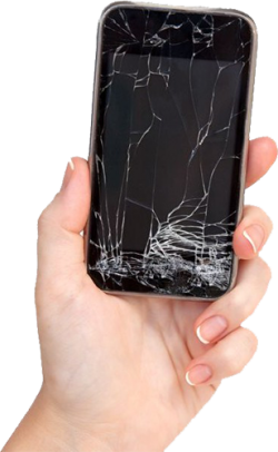 Screen Repair | Broken iPhone screen. | JM Restart| Ipswich, Suffolk & East Anglia