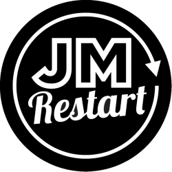 Logo - JM Restart Limited - IT Services & Support, Ipswich, Suffolk