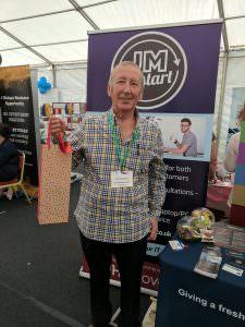 Bill Stevenitt - You Need a Carpet Cleaning - Winner - ABE 2017 - JM Restart